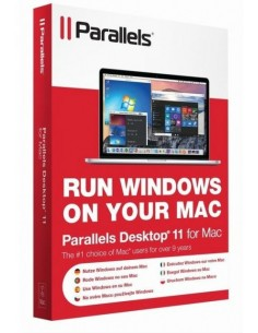 Parallels Desktop 11 for Mac (Download)