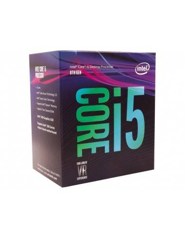 Intel Core i5-8500 Coffee Lake 6-Core 3.0 GHz (4.1 GHz Turbo) LGA 1151 (300 Series) 65W Desktop Processor