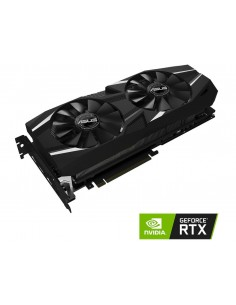 ASUS DUAL RTX 2080 Overclocked Edition 8GB VR Ready Gaming Graphics Card