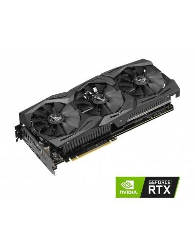 ASUS GeForce RTX 2070 Advanced A8G GDDR6 Graphic Card (ROG-STRIX-RTX2070-A8G-GAMING)