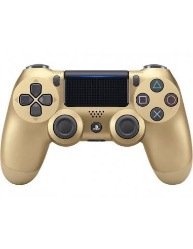 Sony PlayStation 4 DualShock 4 Wireless Controller in Gold