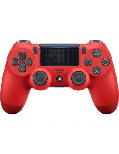 Sony PlayStation 4 DualShock 4 Wireless Controller in Magma Red