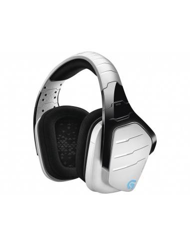 Logitech G933 Wireless 7.1 Surround Sound Gaming Headset - White