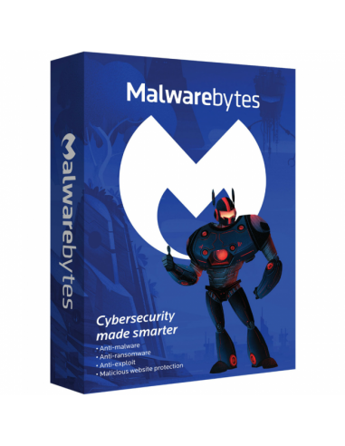 Malwarebytes Anti-Malware Premium for 3 PC Download (1 Year)