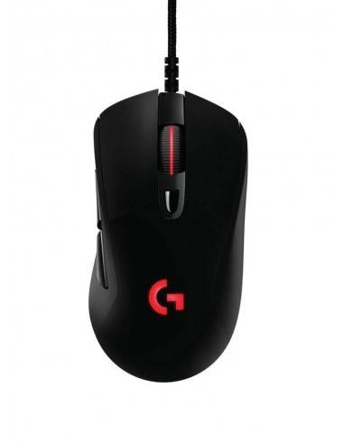 Logitech G403 Prodigy Wired Gaming Mouse with High Performance Gaming Sensor (Black)
