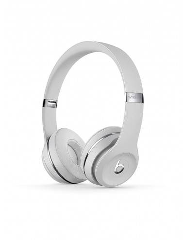 Beats by Dre Solo3 Wireless Headphones (Satin Silver)