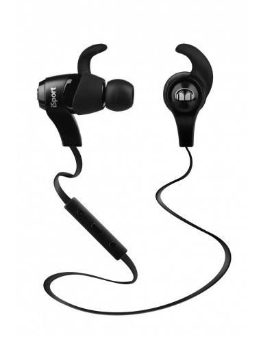 Monster iSport Achieve In-ear Wireless Headphones with Mic (Black)