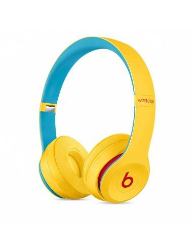 Beats by Dre Beats Solo3 Wireless Headphones Club Collection (Club Yellow)