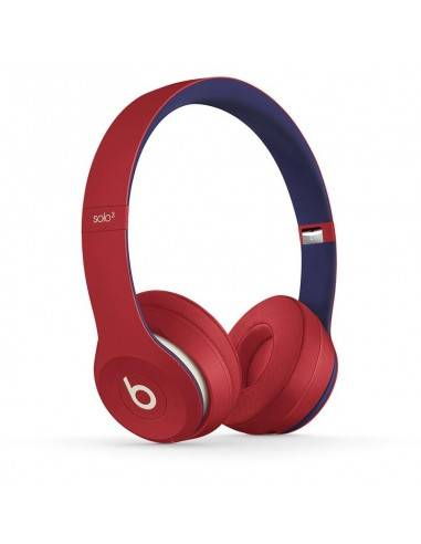Beats by Dre Beats Solo3 Wireless Headphones Club Collection (Club Red)