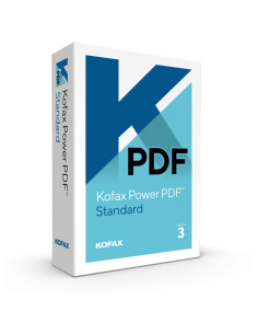 Kofax Power PDF Standard 3.0 (Download)