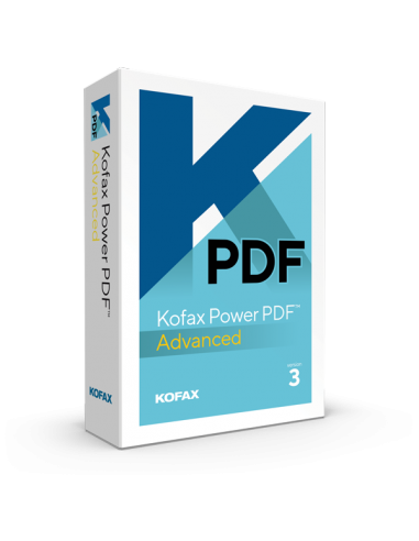 Kofax Power PDF Advanced 3.0 (Download)