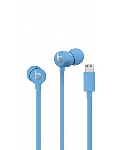 Beats by Dre urBeats3 Earphones with Lightning Connector (Blue)