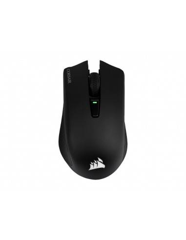Corsair HARPOON RGB 10000 DPI Wireless Rechargeable Gaming Mouse (Black)