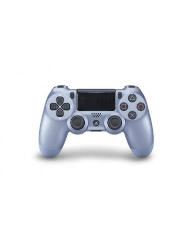 Sony PlayStation 4 DualShock 4 Wireless Controller in Titanium Blue