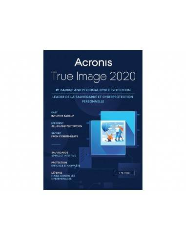 Acronis True Image 2020 for 1 Device (Download)