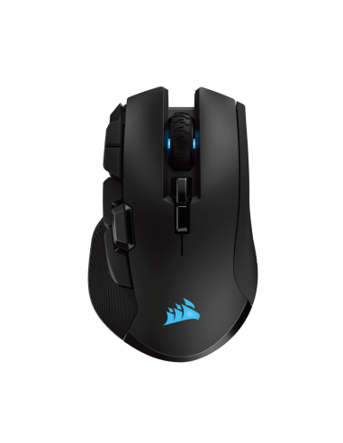 Corsair IRONCLAW RGB WIRELESS Gaming Mouse (Black)
