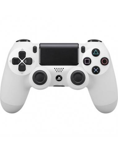 Sony PlayStation 4 DualShock 4 Wireless Controller in Glacier White