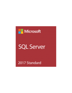Microsoft SQL Server 2017 Standard (10 User CALs Included) Retail Box