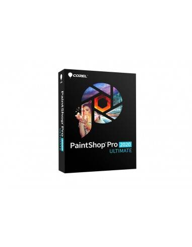 Corel PaintShop Pro 2020 Ultimate (Retail Box)