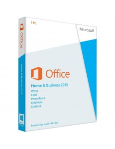 Microsoft Office 2013 Home and Business (Download)