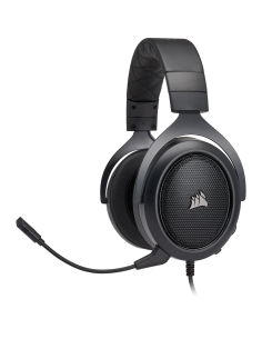 Corsiar HS60 Surround Sound Wired Gaming Headset (Carbon)