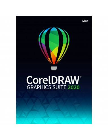 CorelDRAW Graphics Suite 2020 for Mac...