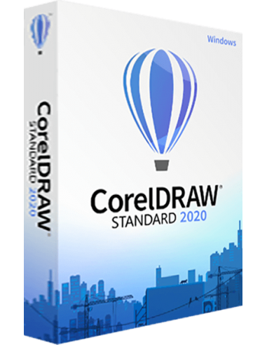 CorelDRAW Standard 2020 (Download)