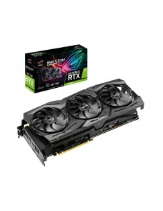 ASUS ROG GeForce RTX 2080TI 11GB Overclocked GDDR6 Video Card ( ROG-STRIX-RTX2080TI-O11G-GAMING )