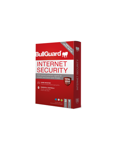 BullGuard Internet Security for 1...