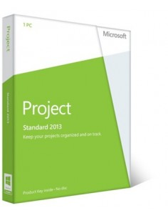 Microsoft Project 2013 Standard (Download)