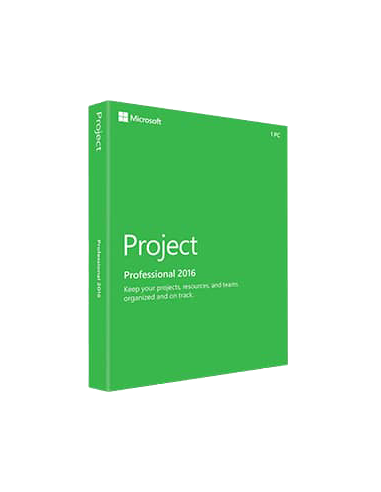 Microsoft Project 2016 Professional (Download)
