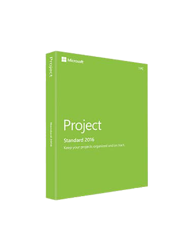 Microsoft Project 2016 Standard (Download)