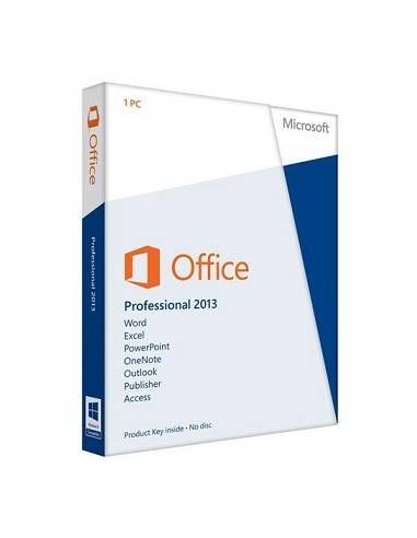 Microsoft Office 2013 Professional (Download)