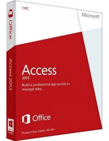 Microsoft Access 2013 Download
