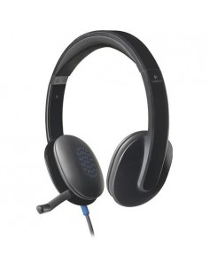 Logitech H540 On Ear USB Headset