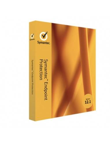 Symantec Endpoint Protection 12.1 - 5 User Retail (Essential Support)
