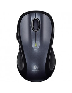 Logitech M705 Marathon Wireless Laser Mouse (Black)
